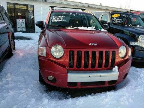 2007 Jeep Compass for sale at Plaistow Auto Group in Plaistow NH