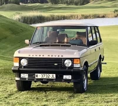 1989 Land Rover Range Rover for sale at Motor Co in Atlanta GA