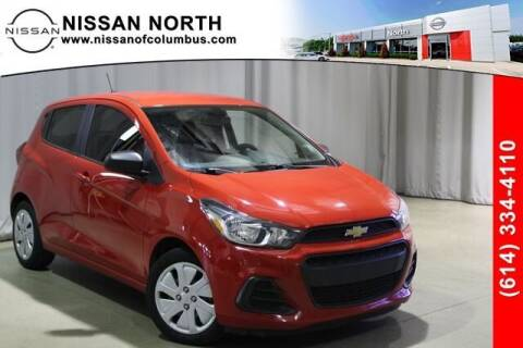 2018 Chevrolet Spark for sale at Auto Center of Columbus in Columbus OH