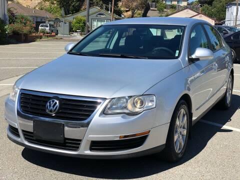 2006 Volkswagen Passat for sale at JENIN MOTORS in Hayward CA