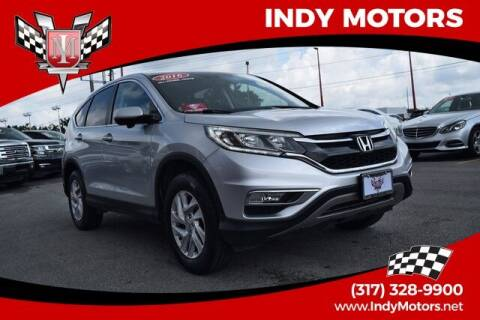 2016 Honda CR-V for sale at Indy Motors Inc in Indianapolis IN