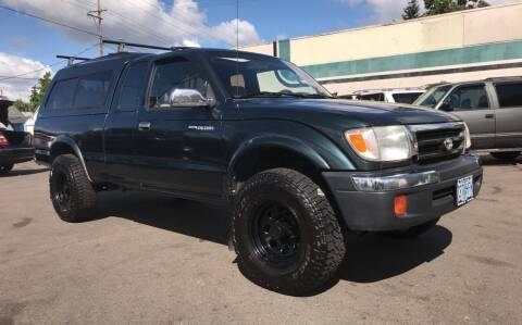 1998 Toyota Tacoma for sale at Salem Auto Market in Salem OR
