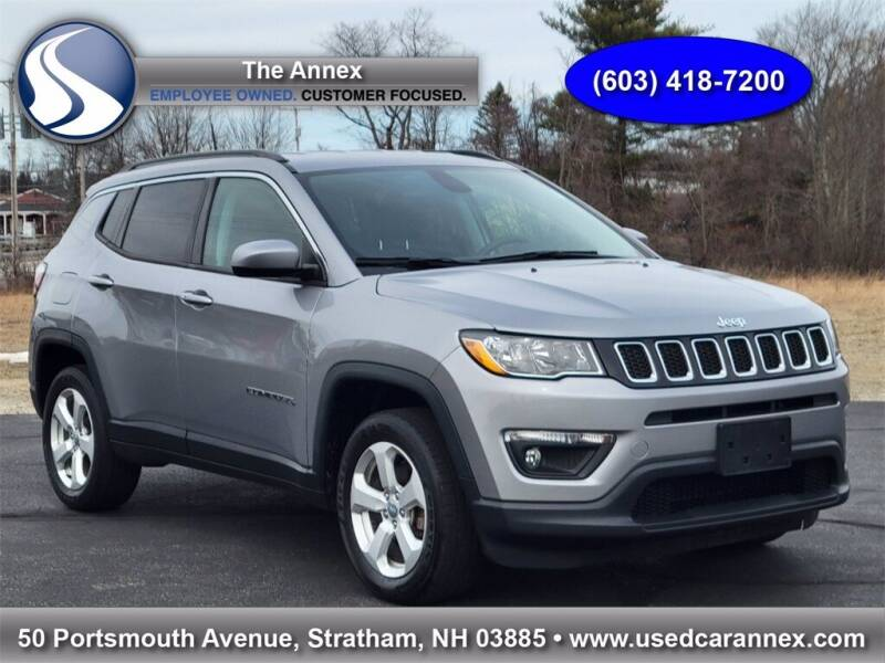 2017 Jeep Compass for sale at The Annex in Stratham NH
