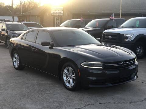 2016 Dodge Charger for sale at Safeen Motors in Garland TX