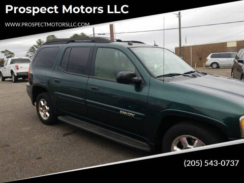 2005 GMC Envoy XL for sale at Prospect Motors LLC in Adamsville AL