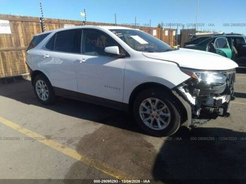 2018 Chevrolet Equinox for sale at STS Automotive in Denver CO