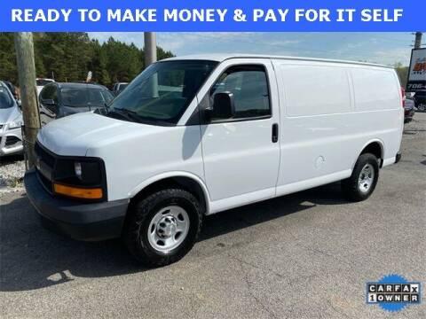2016 Chevrolet Express Cargo for sale at Billy Ballew Motorsports in Dawsonville GA