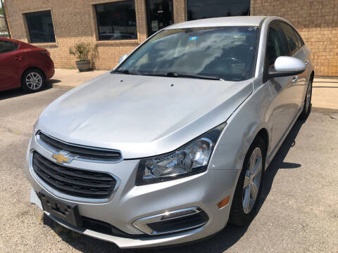 2015 Chevrolet Cruze for sale at Auto Access in Irving TX
