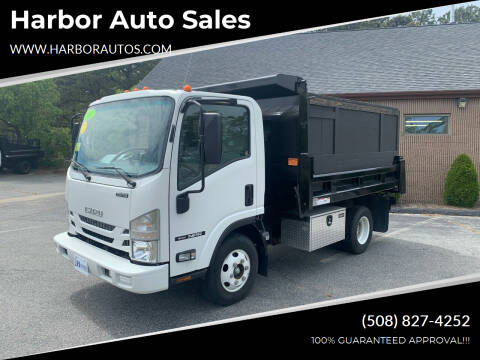 2017 Isuzu NPR-HD for sale at Harbor Auto Sales in Hyannis MA