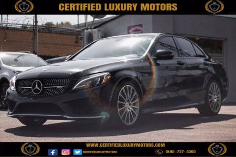 2018 Mercedes-Benz C-Class for sale at Certified Luxury Motors in Great Neck NY