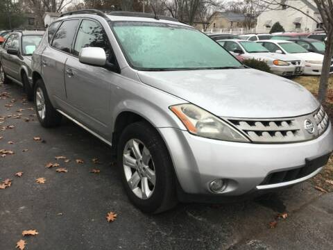 2007 Nissan Murano for sale at Indy Motorsports in St. Charles MO