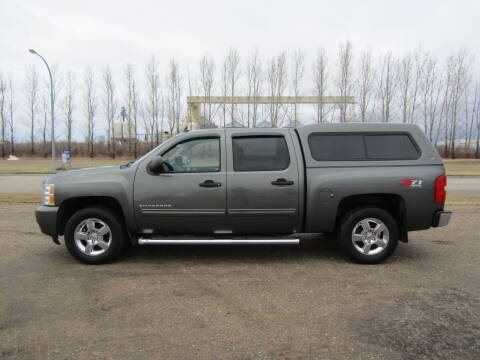 2011 Chevrolet Silverado 1500 for sale at Elliott Auto Sales in Moorhead MN