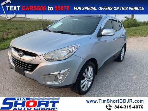 2012 Hyundai Tucson for sale at Tim Short Chrysler in Morehead KY