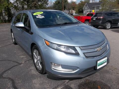 2014 Chevrolet Volt for sale at Metro West Auto in Bellingham MA