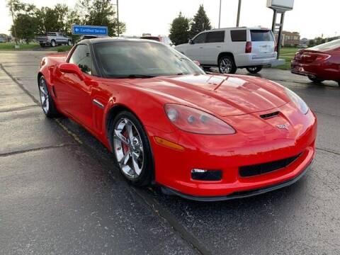 2013 Chevrolet Corvette for sale at Dunn Chevrolet in Oregon OH