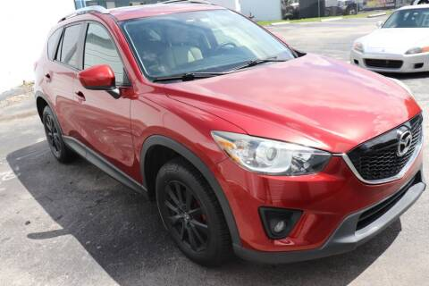 2013 Mazda CX-5 for sale at Keen Auto Mall in Pompano Beach FL