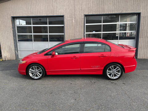 2008 Honda Civic for sale at Westside Motors in Mount Vernon WA