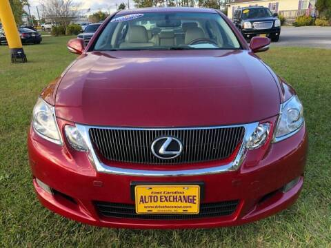 2011 Lexus GS 350 for sale at Greenville Motor Company in Greenville NC