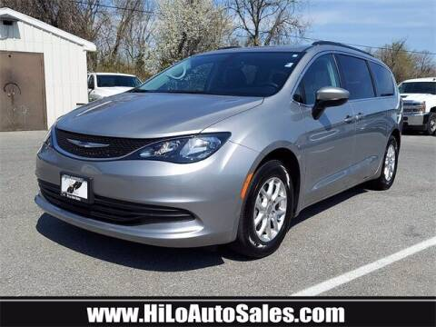 2020 Chrysler Voyager for sale at Hi-Lo Auto Sales in Frederick MD