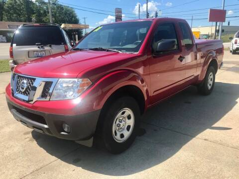 2011 Nissan Frontier for sale at HillView Motors in Shepherdsville KY