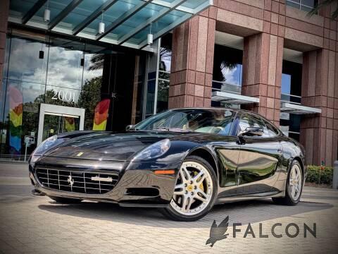 2005 Ferrari 612 Scaglietti for sale at FALCON MOTOR GROUP in Orlando FL