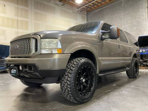 2004 Ford Excursion for sale at Platinum Motors in Portland OR