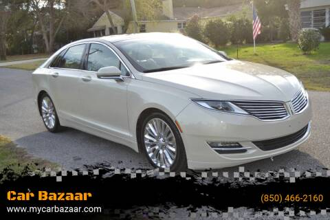 2015 Lincoln MKZ for sale at Car Bazaar in Pensacola FL