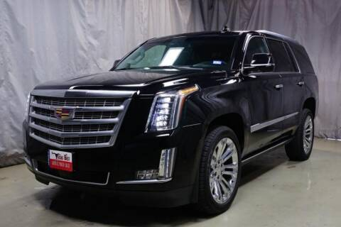 2019 Cadillac Escalade for sale at Fincher's Texas Best Auto & Truck Sales in Houston TX