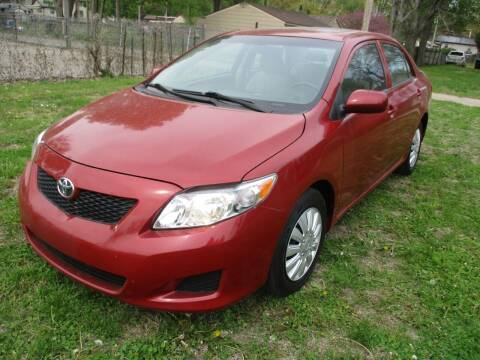 2009 Toyota Corolla for sale at Dons Carz in Topeka KS