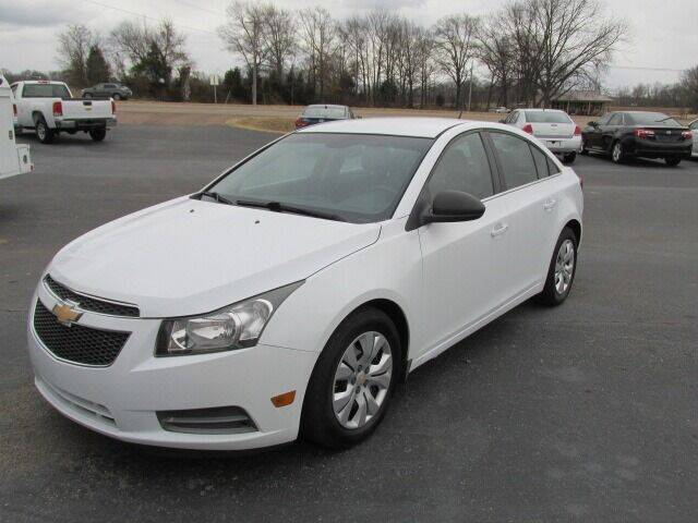 2012 Chevrolet Cruze for sale at 412 Motors in Friendship TN