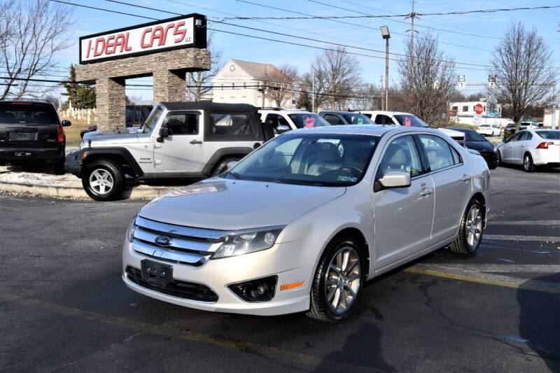 2010 Ford Fusion for sale at I-DEAL CARS in Camp Hill PA