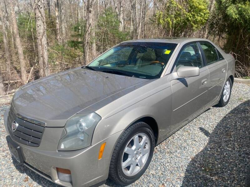 2003 Cadillac CTS for sale at Anawan Auto in Rehoboth MA