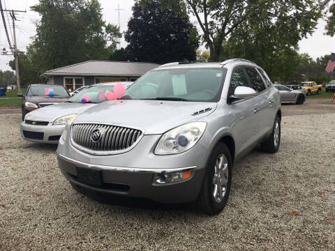 2010 Buick Enclave for sale at Antique Motors in Plymouth IN