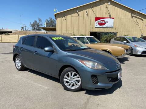 2012 Mazda MAZDA3 for sale at Approved Autos in Bakersfield CA