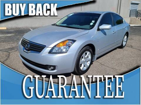 2008 Nissan Altima for sale at Reliable Auto Sales in Las Vegas NV