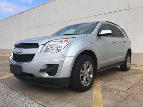 2014 Chevrolet Equinox for sale at Palmer Auto Sales in Rosenberg TX