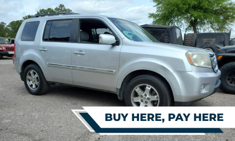 2009 Honda Pilot for sale at Rodgers Enterprises in North Charleston SC