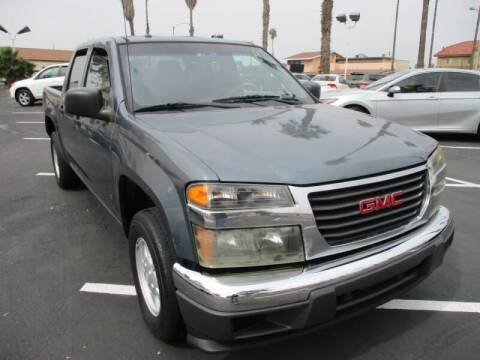2006 GMC Canyon for sale at F & A Car Sales Inc in Ontario CA