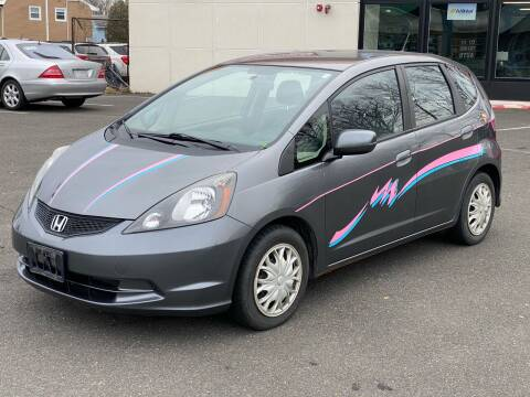 2013 Honda Fit for sale at MAGIC AUTO SALES in Little Ferry NJ