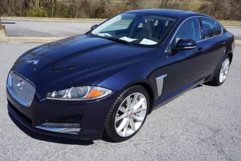 2015 Jaguar XF for sale at Modern Motors - Thomasville INC in Thomasville NC