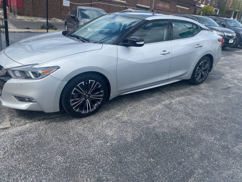 2017 Nissan Maxima for sale at Murrays Used Cars in Baltimore MD