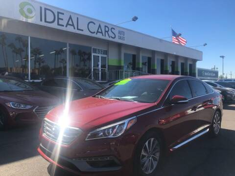 2015 Hyundai Sonata for sale at Ideal Cars in Mesa AZ