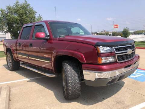 2005 Chevrolet Silverado 1500 for sale at TWIN CITY MOTORS in Houston TX