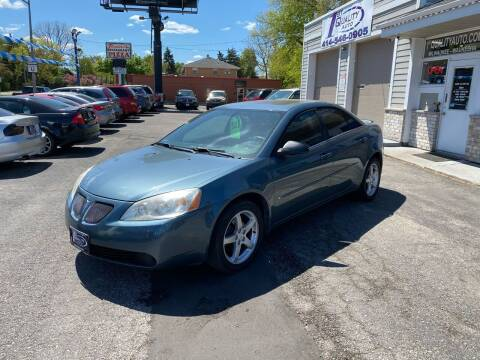 2006 Pontiac G6 for sale at 1st Quality Auto in Milwaukee WI