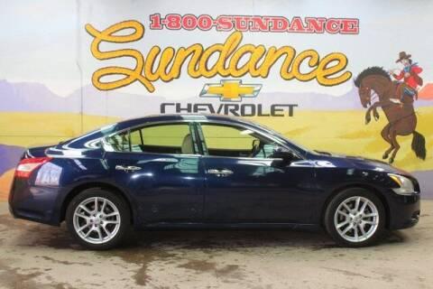 2010 Nissan Maxima for sale at Sundance Chevrolet in Grand Ledge MI