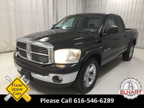 2007 Dodge Ram Pickup 1500 for sale at Elhart Automotive Campus in Holland MI