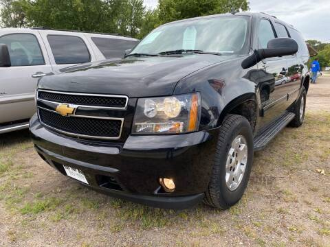 2012 Chevrolet Suburban for sale at Toy Box Auto Sales LLC in La Crosse WI