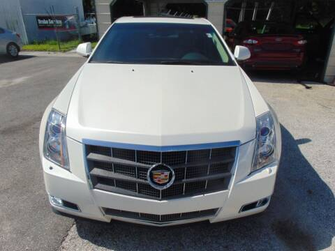 2009 Cadillac CTS for sale at Payday Motor Sales in Lakeland FL