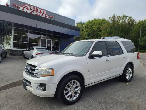 2015 Ford Expedition for sale at Auto Depot - Nashville in Nashville TN