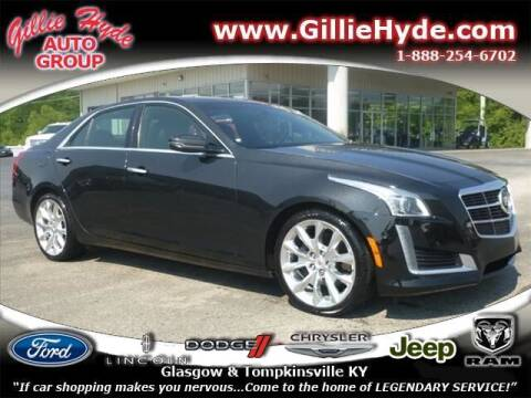 2014 Cadillac CTS for sale at Gillie Hyde Auto Group in Glasgow KY